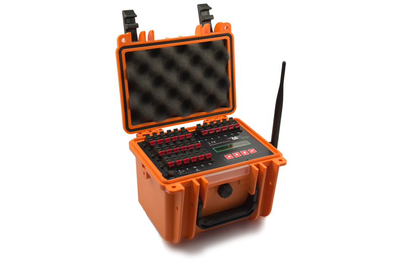WPShobby wireless remote firework firing system