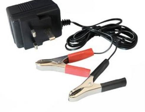 Charger for consumer fireworks firing system